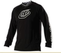 2013 new TLD jersey Moto GP bike riding down long-sleeved black /motorcycle jersey DH _M/L/XL/XXL SEW