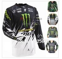 Hot sale New off-road shirt /motorcycle racing jersey/motocross jersey size M L XL MJKU