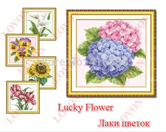 Lotus Cross Stitch Pattern 3d Cross Stitch Pattern