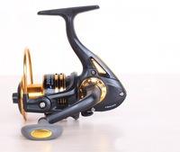 NEW German Technology Spinning Fishing Reel 5000 Series Gapless 12BB Metal Spool For Shimano Feeder Fishing Free Shipping