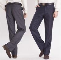 free shipping men's pants , 2014 summer men's dress , fashion zipper fly mens pants 38