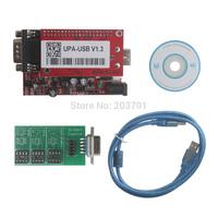 2014 Latest Version UPA USB Chip Programmer Full Package SUPER UPA USB PROGRAMMER DHL Free Shipping