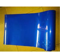 Free Shipping! Aquarium Accessories Double Color Blue Black Background Fish Tank Decoration 50CM