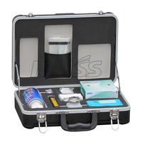 Fiber Optic Inspection & Cleaning Kit HW-730C for precise inspection