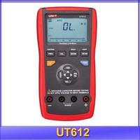 Free Shipping UNI-T UT612 100 kHz Handheld LCR Meter/Tester (UT-612)