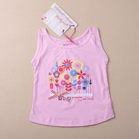 2014 New Summer US Brand O-Neck Letter Children T Shirts 3 Color High Quality 100% Cotton Girl Pol o Boy T Shirt Clothing M0001