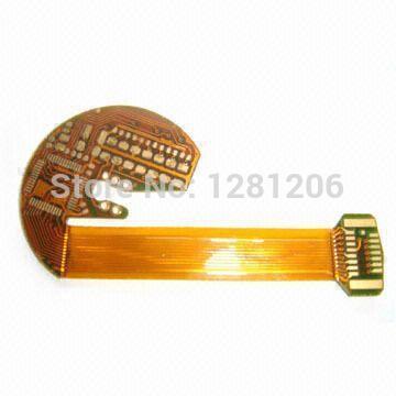 Immersion gold Rigid flex PCB prototype board(China (Mainland))
