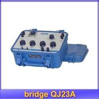 EMS Free Shipping QJ23A DC Wheatstone bridge Shanghai zhengyang DC Wheatstone bridge QJ23A genuine original