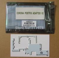 50pc/lot high quality CORONA POSTFIX ADAPTER V2, New Version CPU POSTFIX ADAPTER V2