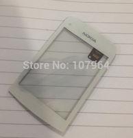 Original Touch Screen Digitizer Glass for Nokia C2-02 / C2-03 C2-06 white