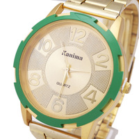 The Arrival Of The New Fashion Women Stainless Steel Watch Unisex Watches,  Of High Quality Gift   Watches