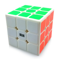 2014 New YJ YJ8211 MoYu Dian Ma 3x3x3 Speed Cube Magic Cube Puzzle (57mm) White
