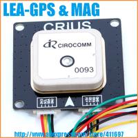 CRIUS LEA-GPS & MAG performance GPS Module for APM 2.5 / 2.5.2 / 2.6 / Pixhawk