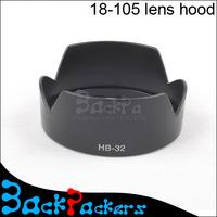 HB-32 camera lens hood for NIK0N d80 d90 d3100 d3200 d3300 d5100 d5200 d5300 d7000 d7100 18-70mm 18-105mm 18-135mm accessories