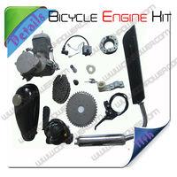 2 stroke 50cc chromed petrol bicycle engine kits/ motorized bicycle engines