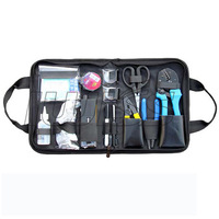 Fiber Optic Termination Kit TTK-2108 Hand Tool Bags of handy approach to fiber optic tools
