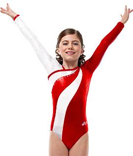 Free shipping ! Rhinestone women gymnastic leotard Athletic Leotard(China (Mainland))