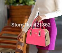 2014 New Hot Sales Fashion Women's Patent Leather Handbag Female Elegant PU Messenger Bags Lady Tote Shoulder Bag Sling Bag