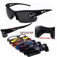 SUN-56:New Design Top Quality Man/Woman Eyewear Night Vision Sunglasses Driving Cycling Men Women Sports Eyeglasses