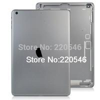 Metal Aluminum Back Cover Battery Door Housing Repair Replacement Part OEM For iPad Air iPad 5 (Wifi Version) Gray