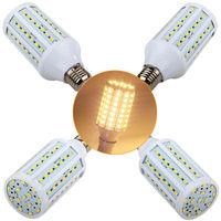 25W 110V/220V/240V LED Corn Light E27 E14 B22 84 LED 5730 Warm White Cool White led  Lamp bulb  Free shipping