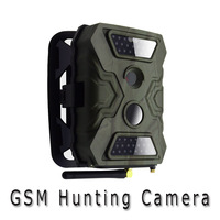 1pcs/lot New 720P 940NM MMS GPRS Trail Game Scouting Hunting Digital Camera 5MP Infrared New Free Express shipping way