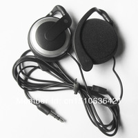 P  Hot 3.5mm Stereo Suspension Loop Earphone Headphone Q50 For MP3 MP4 MP5 D0235  W