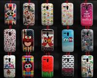 New Owl Cake Variety Design Tpu Gel Soft Skin Case Cover For Motorola Moto G