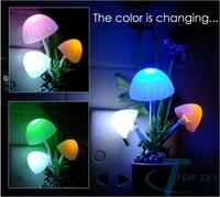 Novelty Modern Sconce Wall Nightlights, LED Table Lamp, Mushroom Lamp, Energy Saving Light