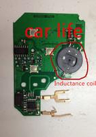 wholesale 10 pieces  Super Charging key repair  transformer Inductance coil  for Renault megane car