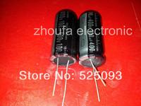 Free shipping   Electrolytic capacitor  100UF 400V   400V  100UF volume 18*30  in stock