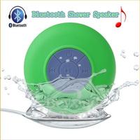 Portable Waterproof Wireless Bluetooth Speaker Shower Car Handsfree Receive Call Free Shipping