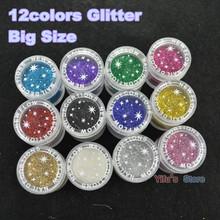 wholesale nail glitter powder