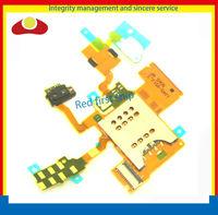 Original For Sony Ericsson Xperia Ray ST18i ST18 SIM Card Slot Flex Cable Reader Flex Free Shipping