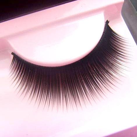 1 pair/pack Natural Big eye photography bridal artificial false eyelashes.18.17826.Free shipping(China (Mainland))