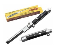 SwitchBlade Comb in fashion design good looking 12pcs/Lots Free Shipping.
