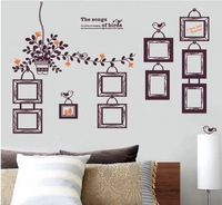 wall photo frame wall stickers sticker home decoration wall stickers