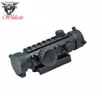 Tactical 1x25EG Dot Sight Rifle Scope 10-22mm Rail (MR50)