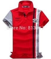 Free Shipping 2014 Brand Men Slim Fit Shirts For Men Aeronautica Militare Air Force One Brand T Shirt Sleeve Shirt