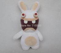"NEW Rayman Raving Rabbids Plush Toy Doll 7.5"""