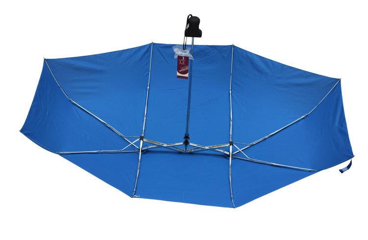 Free shipping convinient folding umbrella rain automatic men/women dualbrella/two person umbrella(China (Mainland))