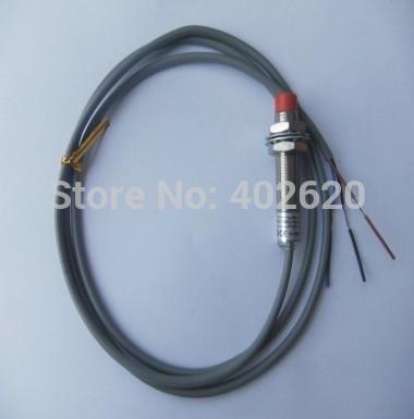 10pcs/lots free shipping Inductive Proximity Sensor PM12-04N NPN 3 WIRE NO DC6-36V Detection distance Proximity Switch sensor(China (Mainland))