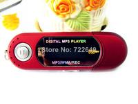 REAL 8GB MEMORY AAA battery USB Digital mp3 Players /Voice recorder/ FM radio/ lcd screen 1PCS