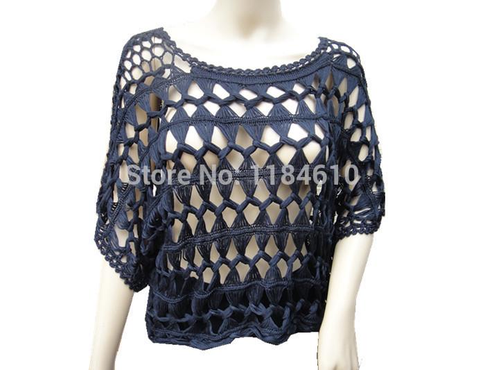 Aliexpress.com : Buy White Crochet Mini Dress Sleeveless Dressy Top