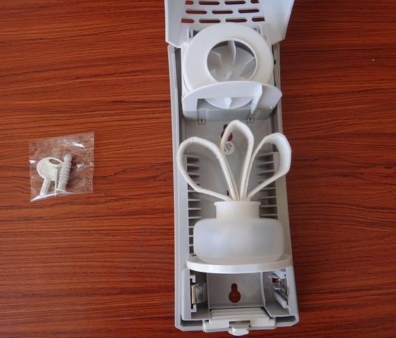 office home household fragrance fan air freshener scent machine automatic aerosol dispenser perfume refil liquid essential oil(China (Mainland))