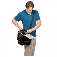 2014 hot new Lowepro sling 100 passport photo digital SLR camera pocket bag