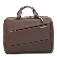 NEW fashion nylon multi-function laptop bag that mobile business briefcase 15 inch laptop bag free shipping