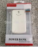 12000mah Universal Power Bank for iPhone iPad Mobile Phone Battery 30pcs/lot