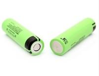 2PCS/lot NCR18650B 18650 3400mAh Li-ion Rechargeable Battery Free Shipping