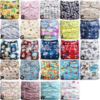 Onsale Manufacturer Baby Cloth Diaper 150pcs+150pcs Microfiber inserts